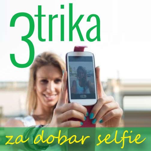 3 trika za dobar selfie